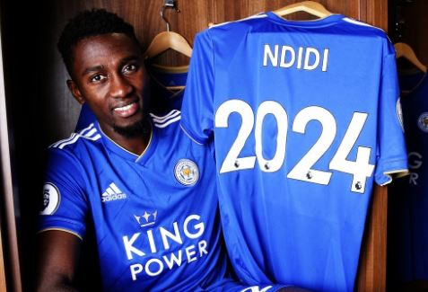 'There was no Fruit I didn't sell' - Super Eagles Midfielder Wilfred Ndidi opens up on tough childhood 2