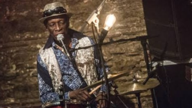 Photo of Fela's Ex- drummer, Tony Allen dies at 79
