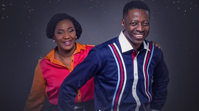 Sam Adeyemi, Wife celebrate 27th wedding Anniversary. 5