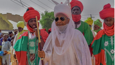 Photo of Emir of Rano is Dead