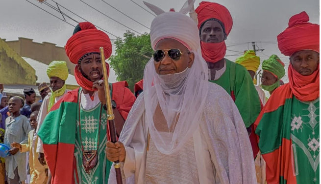 Emir of Rano in critical state, rushed to the Hospital 1