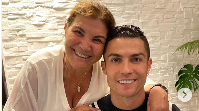 Christiano Ronaldo buys mom a Car to celebrate Portuguese Mother's Day 3
