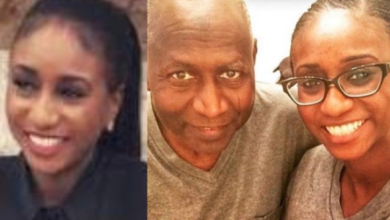 Photo of My dad was misunderstood and mischievously misinterpreted – Abba Kyari's Daughter