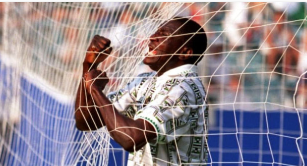 NFF, FIFA remembers Late Rashidi Yekini after 8 years 1
