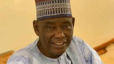 Photo of Former Governor of Sokoto is dead