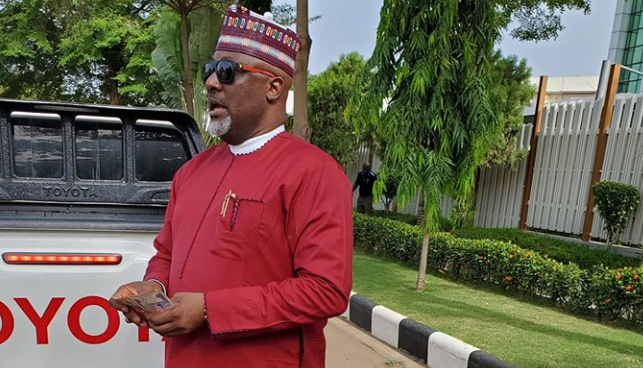 Photo of Dino Melaye issues warning to Politicians Planning to dump PDP for APC