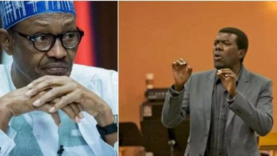 "Photo of ""Who is Buhari that I should be afraid of the inept Ruler? – Reno Omokri"