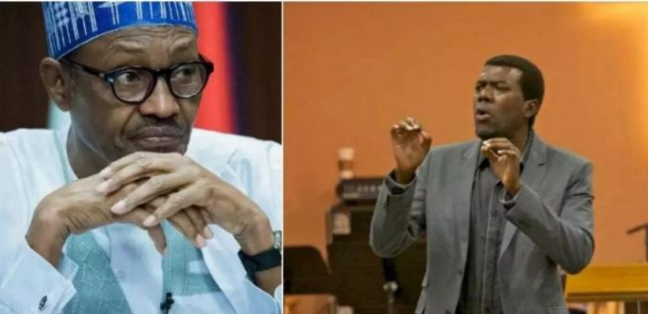 """Who is Buhari that I should be afraid of the inept Ruler? - Reno Omokri 1"