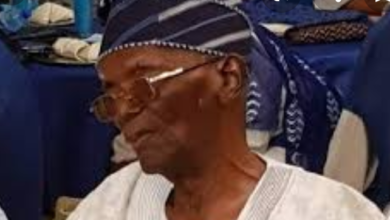 Photo of Oldest Judge in Lagos State dies at 102