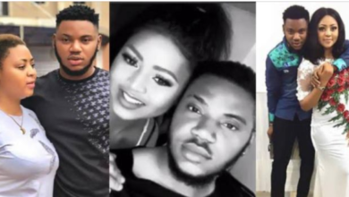 "Photo of ""Know you will never get over him"" – Fans tell Regina Daniels as she celebrates her ex on his birthday"