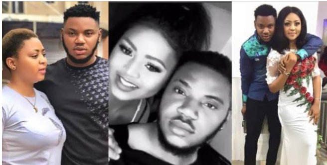 """""""Know you will never get over him"""" - Fans tell Regina Daniels as she celebrates her ex on his birthday 3"""