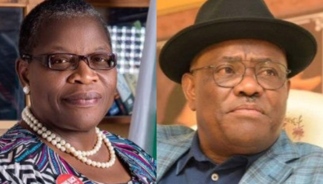 His action breeds anarchy in the Society - Oby Ezekwesili reacts to Wike's  demolition of Hotels 7