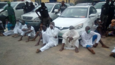 Photo of Police arrest 29 Worshippers in Lagos