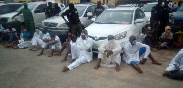 Police arrest 29 Worshippers in Lagos 1
