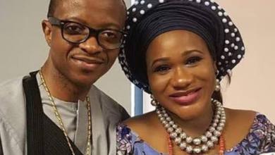 Photo of David Adeoye, Wife welcome Baby Girl