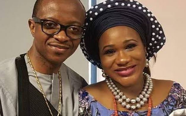 David Adeoye, Wife welcome Baby Girl 3