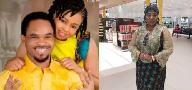 Odumeje's source of strength is from God - Rita Edochie 1