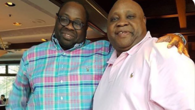 Photo of Dele Momodu celebrates Senator Ademola Adeleke on his 60th Birthday