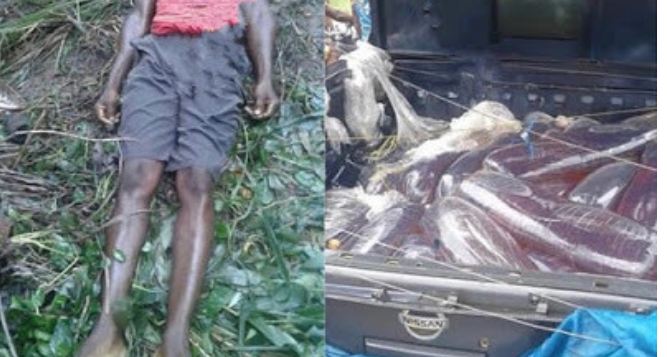 27-year-old crushed by Van conveying Policemen in Imo state 1