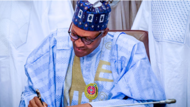 Photo of Buhari writes House of Representative to approve $5.15B Loan