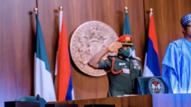 Photo of Buhari is not breaking any rule by not wearing Face Masks – Presidency