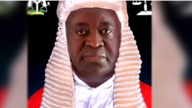 Photo of Yobe State Chief Judge, Nabaruma is Dead