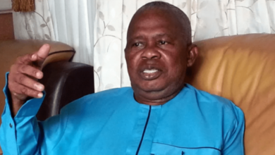 Photo of Former NYSC DG, Edet Akpan is dead