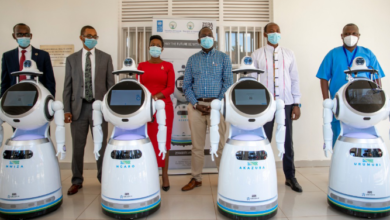 Photo of Rwanda builds five screening Robots for Covid-19 Patients