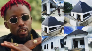Photo of Rapper, Erigga shows off new House
