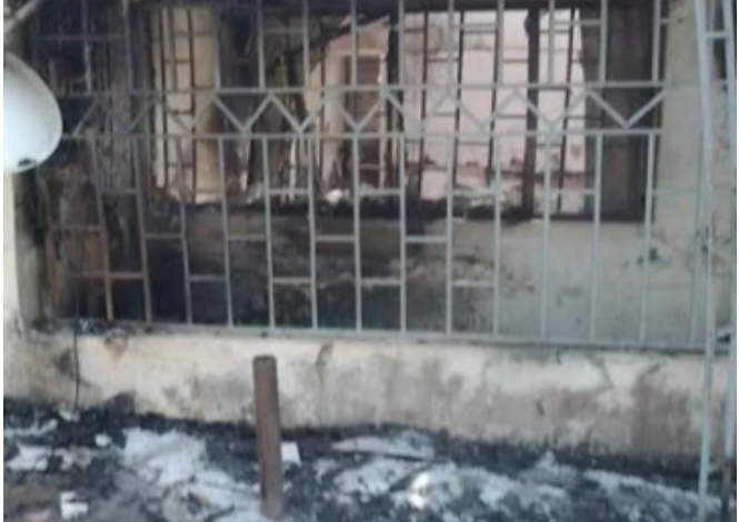 Young man sets Pregnant Sister ablaze for fighting with their Mother. 1
