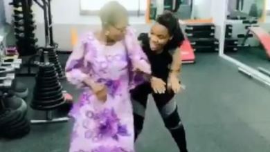 Photo of Nigerian Dancer, Kaffy loses Mom