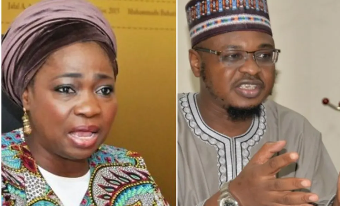 Dabiri and Pantami fight over Office space on twitter 1