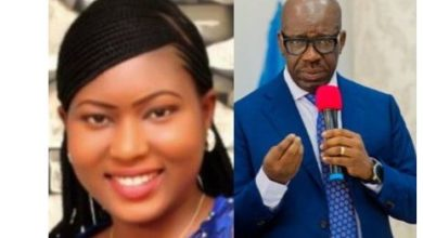 Photo of #JusticeforUWA : Edo state governor, Godwin Obaseki, reacts to the rape and murder of UNIBEN student