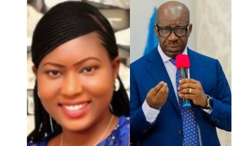 #JusticeforUWA : Edo state governor, Godwin Obaseki, reacts to the rape and murder of UNIBEN student 1