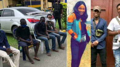 Photo of I killed them because of N4m – Leader of gang that killed three UNIPORT, RSU students (photos)