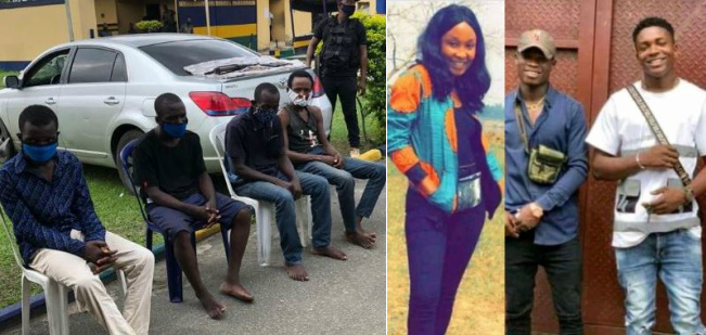 I killed them because of N4m - Leader of gang that killed three UNIPORT, RSU students (photos) 1