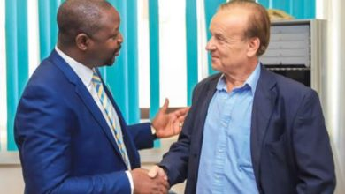 Photo of NFF can terminate Gernot Rohr's contract if he fails to meet targets – Sports Minister Sunday Dare
