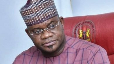 Photo of Gov. Bello lifts lockdown in Kabba, insists Kogi is Covid-19 free