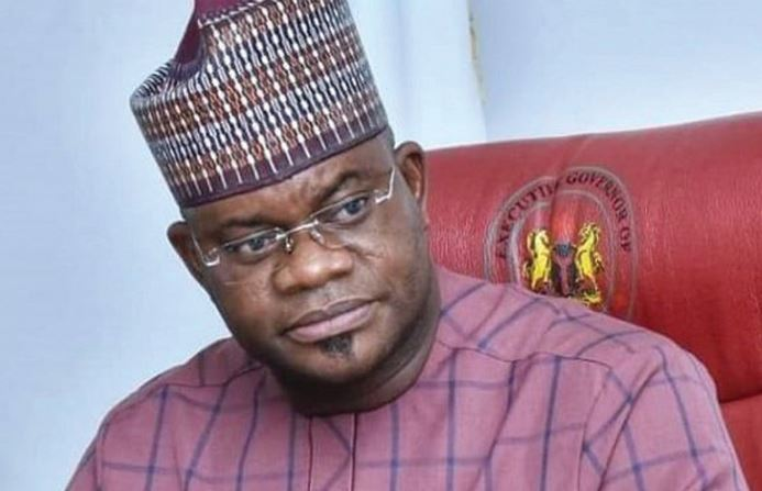 Social distancing is a practical impossibility in most urban areas in Nigeria- Kogi state governor, Yahaya Bello 1