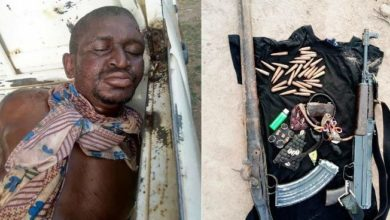 Photo of Number 2 Criminal Kingpin on 'Most Wanted' list killed in Benue – Nigerian Army
