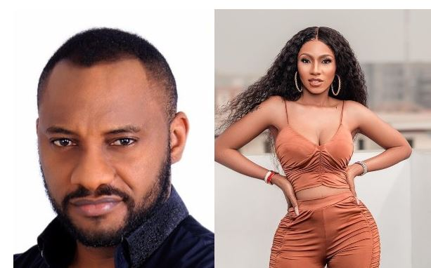 Mercy is not local, she is simply a Nigerian or Biafran - Yul Edochie defends Mercy after she was tagged 'local' 1