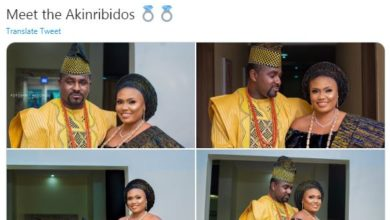 Photo of Ondo Dep Minority leader, Hon. Akinribido's ex-girlfriend drags him on his wedding day, accuses him of lying & defrauding her