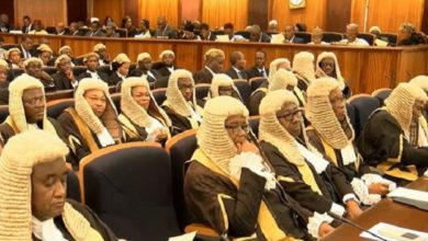 "Photo of Controversy as NJC allegedly recommends ""unqualified"" relatives of Supreme Court Judges, others to Buhari for appointments"