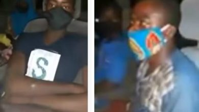 Photo of Northerners disguised as 'Press men' Nabbed sneaking into town at Onitsha Overhead Bridge at 3am (Video)
