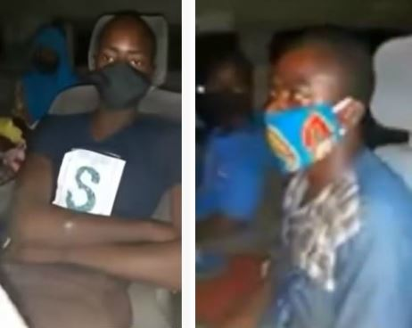 Northerners disguised as 'Press men' Nabbed sneaking into town at Onitsha Overhead Bridge at 3am (Video) 1