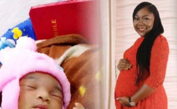 This Nigerian lady is claiming she gave birth after 28 months of pregnancy! 1
