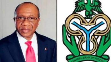 Photo of Breaking: CBN stops banks from sacking staff due to COVID-19 pandemic