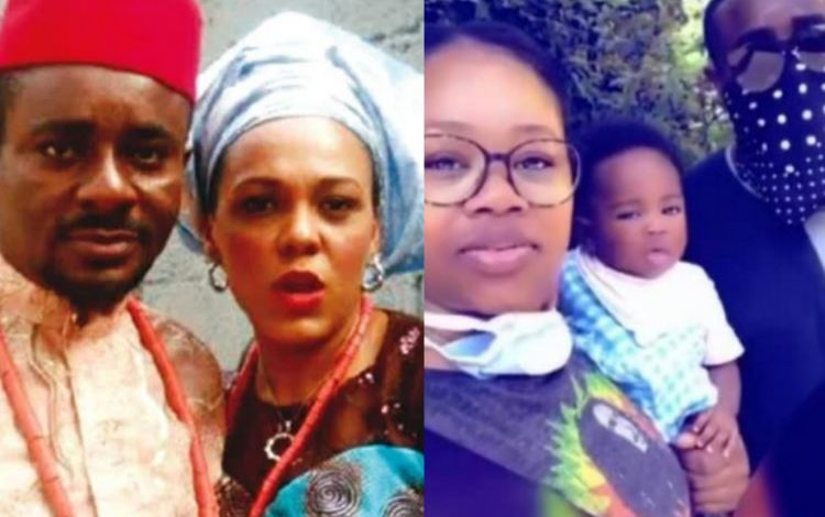 Emeka Ike goes off on his followers after one made a comparison between his current wife and his ex-wife 1