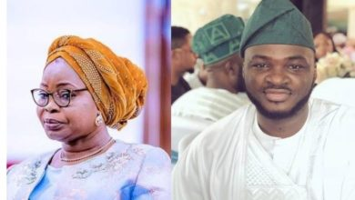 Photo of Oyo Head of Service's son caught in 'ghost job' scandal
