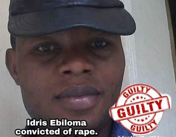 Man who raped 4-year-old Khloe at her parents home in Abuja is sentenced to 14 years in jail 1
